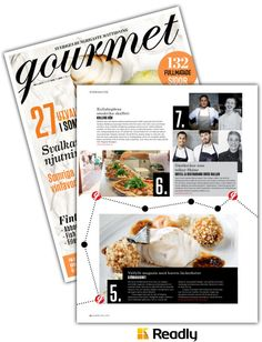 Suggestion about Gourmet 7 juli 2015 page 82