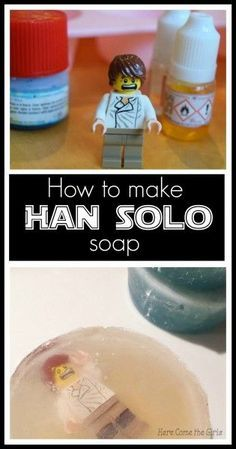 How to make Han solo