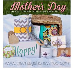 Mother's Day giveaway! <3