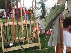 Weapon Storage, Kraken, Fencing, Weapons, Tent, Arms, Bathroom, Diy, Ideas