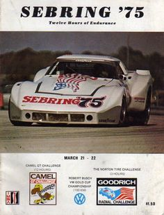 1975 Sebring 12 Hour - Google Search