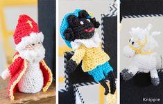 Een gratis haakpatroon van Sint Piet & Amerigo. Wil jij dit patroon ook haken? Lees dan verder over het Haakpatroon Vingerpop Sint Piet en Amerigo