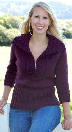 Knitty: Amused - Winter 2008