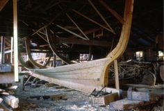 Båtbygging hos Skorgenes Båtbyggeri på 1950-talet og utover