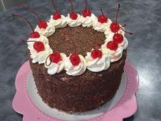 Black Forest Cake - YouTube