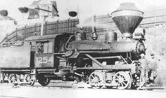 Heisler Geared Locomotive