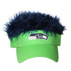 Seattle Seahawks Hair