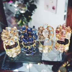 Cluster Ring Party!