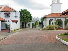 Trinidad and Tobago Westmoorings  Spanish Court - 3 bedroom fully furnished townhouse in gated compound with pool
