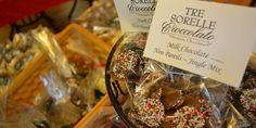 #AMTA local attractions include: Making your own chocolates at Tre Sorelle Cioccolato located at 634 Columbus Ave., Sandusky, Ohio Phone: 419-502-2462