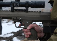 """On day one of my four-day sniper training course the instructor knelt down next to me and said """"Young man, I love ya, but I'm going to beat the hell out of you if you don't stay with your trigger."""" I was lying prone on the frozen ground at Sniper Country, a 50,000-acre shooter's paradise in Utah, and I had just sent a .338 Lapua round 300 yards down range into the center of an 18 by 24-inch steel plate. I was pretty pleased with the shot, but the instructor was clearly n..."""