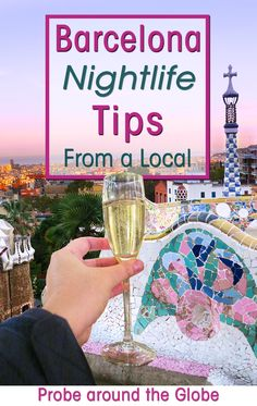 Experience Barcelona Spain as a local and find the best Barcelona nightlife tips. Check out this fully detailed post with tips on how to enjoy the nightlife in Barcelona. It is full with insider secret tips on the best budget drinking spots as well as the most epic party in #barcelona . Download the full list.