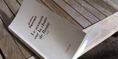 Le sermon sur la chute de Rome : roman / Jérôme Ferrari - [Arles] : Actes Sud,cop. 2012
