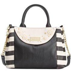 Betsey Johnson Handbags -  Betsey Johnson Daisy Satchel