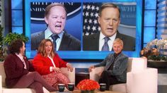 "Although Melissa McCarthy's impersonation of White House Press Secretary Sean Spicer on ""Saturday Night Live"" seems like it was a role made for her, she was initially flabbergaste…"