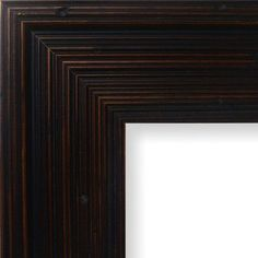 "Charlton Home 3.13"" Wide Wood Grain Picture Frame Size: 20"" x 30"""