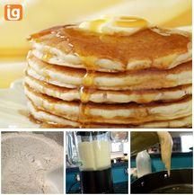 McDonalds Pancake Recipe(Fluffy Pancake Bisquick)