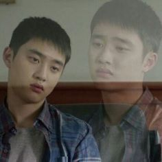 """""""I can't find my """"For You"""" stage thread. I wanna scan through it so bad. Funny Kpop Memes, Exo Memes, Cute Memes, Bts Meme Faces, Funny Faces, Baekhyun, Memes Tagalog, Exo Stickers, Reaction Face"""