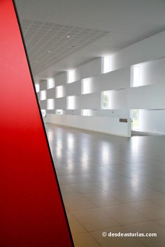 Centro de Arte LAB La Laboral Gijón [Más info] http://www.desdeasturias.com/centro-de-arte-de-la-laboral/