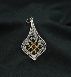 il tombolo di etta: gioielli al tombolo