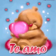 The perfect Bear Amor TeAmo Animated GIF for your conversation. Discover and Share the best GIFs on Tenor. Love Wallpaper Backgrounds, Wallpapers, Love You Gif, Emoji Love, Zendaya Style, How To Make Greens, Glazed Salmon, Fresh Apples, How To Double A Recipe