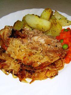 No Salt Recipes, Top Recipes, Meat Recipes, Cooking Recipes, Healthy Recipes, Czech Recipes, Ethnic Recipes, Pork Tenderloin Recipes, Pork Dishes