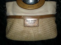 Authentic Relic Gorgeous Handbag. Starting at $12 on Tophatter.com!