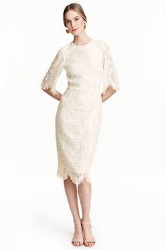 Кружевное платье | H&M