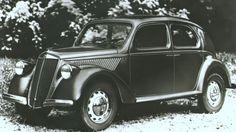 1939: Lancia Ardea, el hermano económico del Lancia Aprilia
