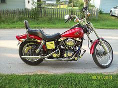 Harley Davidson Fxwg - Vehiclefor.me - 3