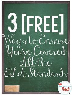 Keeping track of your ELA common core standards- organizational tips to track your instruction and lessons while teaching the common core ELA standards- plus a free binder cover and checklists