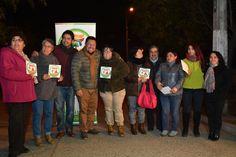 Inauguración Alarmas Comunitarias Villa Cisterna