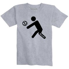 Bumper Icon Boys Short Sleeve Tee   Rock the Voolii Bumper Icon tee and show you handle it on the court (Yep, I pass & D like a hero!)    Boys Fashion Tee  4.5 oz., 100% preshrunk ringspun cotton jersey knit youth t-shirt. Tubular construction. Double-needle stitched sleeve and bottom hem. Printed care label.   Item code: BTSS0003  Price: $18.00  http://www.voolii.com/VooliiShop/tabid/184/CategoryID/2/List/0/Level/a/ProductID/36/Default.aspx
