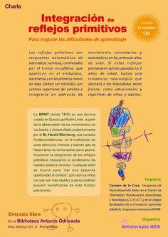 Arteterapia Gea: Integración de Reflejos Primitivos para mejorar las dificultades de aprendizaje.