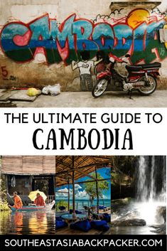 Are you planning a trip to Cambodia? Read our travel guide to the friendliest place in Southeast Asia and learn how to make the most out of your backpacking adventure. Cambodia Itinerary, Cambodia Beaches, Cambodia Travel, Vietnam Travel, Thailand Travel, Bangkok Travel, Cambodia Destinations, Croatia Travel, Bangkok Thailand