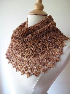 Lacy Scarf Knitting Patterns
