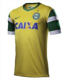 3ª camisa do Coritiba, da Nike