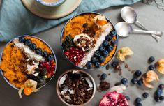 Vegan sweet potato breakfast bowl. Up on www.lealou.me