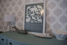 Cutting Edge Stencils shares a DIY stenciled dining room using the Cascade Allover pattern for a wallpaper look. Wall Stencil Patterns, Stencil Diy, Stenciling, Painting Wallpaper, Stencil Painting, Diy Wall Decor, Home Decor, Pattern Ideas, Cool Walls