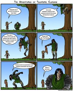 The Adventures of Tsundere Clegane