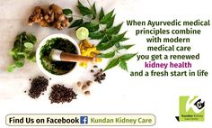 When Ayurvedic medical principles combine with modern medical care you get a renewed kidney health and a fresh start in life         #ayurvedic #medical #medicalprinciples #principles #modern #medical  #modernmedical #kidney #health #fresh #life #freshlife