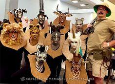 20+ Inspiring Halloween Costume Ideas For Group Of Girls 2015 ...