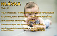 Detské hry - Album používateľky mery333 - Foto 5 Mojito, Education, Speech Language Therapy, Onderwijs, Learning