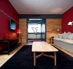 Galería fotográfica del hotel Casa Camper Berlín - Imágenes del hotel Casa Camper Berlín
