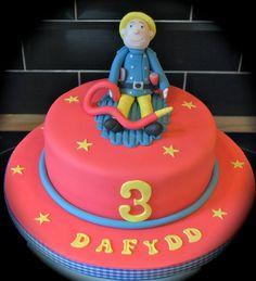 Fireman Sam Birthday Cake #fireman #sam #episodes Fireman Sam Birthday Cake, Wales, Lady, Desserts, Animals, Food, Animais, Animales, Meal