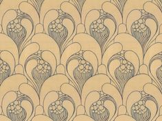 Koloman Moser pattern from Turn of the Century Viennese Patterns & Designs Art Deco Illustration, Graphic Illustration, Koloman Moser, Art Nouveau Pattern, Art Nouveau Design, Doodle Patterns, Print Patterns, Surface Design, Jugendstil Design