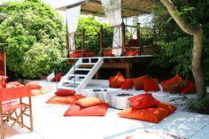 Su Gologone ©oovatu Cagliari, Outdoor Furniture, Outdoor Decor, Bed, Home Decor, Sardinia, Homemade Home Decor, Stream Bed, Beds