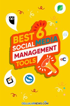 Social media is a great way to advertise small and big businesses. A lot of small businesses have considered or are already using social media and management tools along with it. If you have a small or start-up business, you should consider trying out a social media management tool. But others can also benefit from these tools. #cellularnews #SocialMedia #Management #tools
