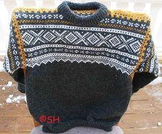 marius genser - Google-søk Warm And Cozy, Straw Bag, Scandinavian, Beanie, Knit Sweaters, Homemade, Knitting, Vests, Pattern