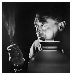 Peter Lorre by Yousuf Karsh